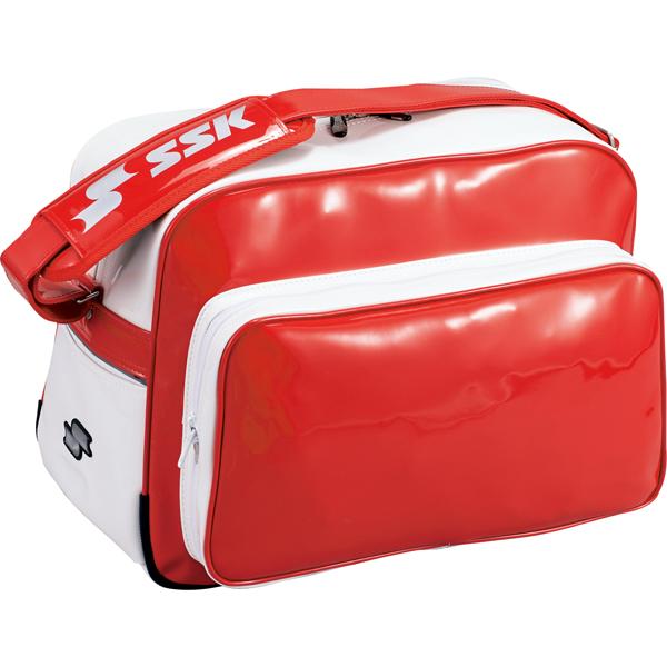 SSKBASEBALLショルダーバッグ(36L) レッド