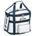 SSKBASEBALLボールバッグ(5ダース用) ホワイト×ネイビー