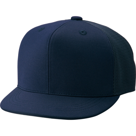 SSKBASEBALL審判帽子(六方半メッシュタイプ)