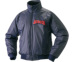 SSKBASEBALL蓄熱グラウンドコート フロントフルZIP(中綿) ネイビー