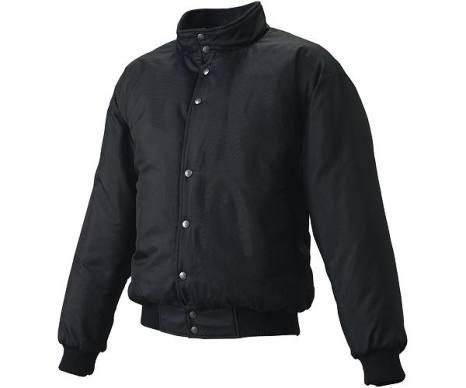 SSKBASEBALLグラウンドコート フロントボタン(中綿) ブラック