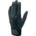 【proedge(プロエッジ)】高校野球対応シングルバンド手袋(両手) ブラック
