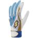 SSKBASEBALL【proedge(プロエッジ)】一般用シングルバンド手袋(両手) ホワイトxブルーxゴールド