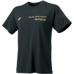 【proedge(プロエッジ)】トレーニング半袖Tシャツ ブラックCM