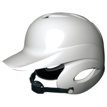 SSKBASEBALL少年硬式打者用両耳付きヘルメット ホワイト