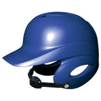 SSKBASEBALL少年硬式打者用両耳付きヘルメット Dブルー
