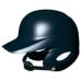 SSKBASEBALL少年硬式打者用両耳付きヘルメット ネイビー