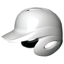 SSKBASEBALL硬式打者用両耳付きヘルメット ホワイト