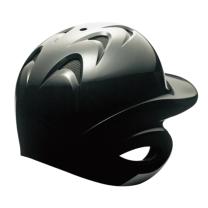 SSKBASEBALL硬式打者用両耳付きヘルメット ブラック