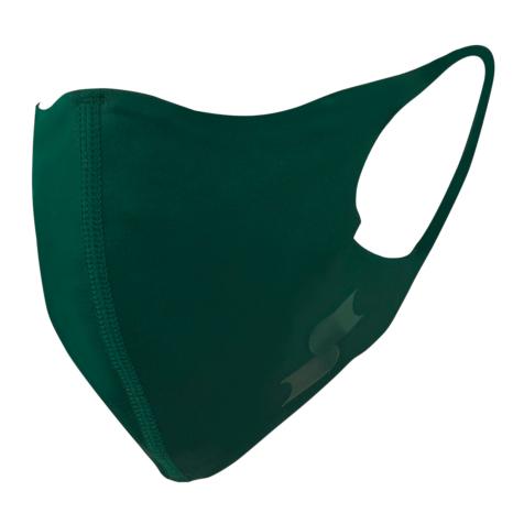 scβアンダーシャツ素材で作った洗えるスポーツマスク (一般用サイズ)限定色Dグリーン