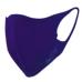 scβアンダーシャツ素材で作った洗えるスポーツマスク (一般用サイズ)限定色パープル
