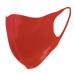 scβアンダーシャツ素材で作った洗えるスポーツ用マスク (大きめ)限定色レッド