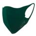 scβアンダーシャツ素材で作った洗えるスポーツ用マスク (大きめ)限定色Dグリーン