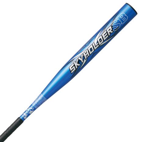 SSKBASEBALLソフト3号(ゴムボール対応)スカイホルダーSB ブルー