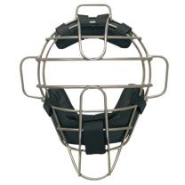 SSKBASEBALL硬式用審判用チタンマスク シルバ−