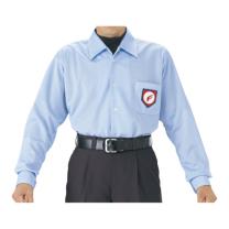 SSKBASEBALL審判用長袖メッシュシャツ