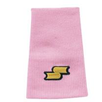 SSKBASEBALLリストバンド(1 個)薄手テーパー型 ピンク
