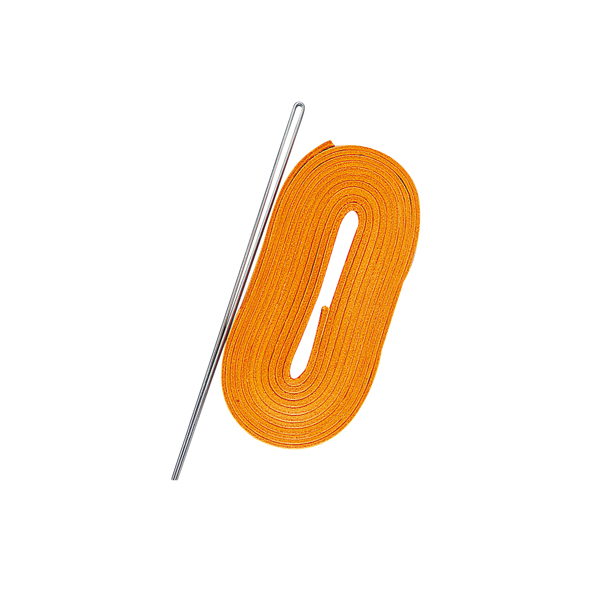 SSKBASEBALL硬式グラブ用修理紐 ライトオレンジ